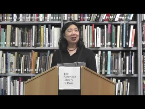 Lan Samantha Chang @ The American Library in Paris | 17 November 2015