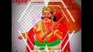 Onappatin| Thalam| Thullum|dj remix|onam whatsapp status|2019|New|28 second|