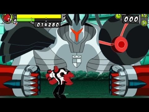 Ben 10 Omnitrix Unleashed - Super Heroes Games 4 Kids