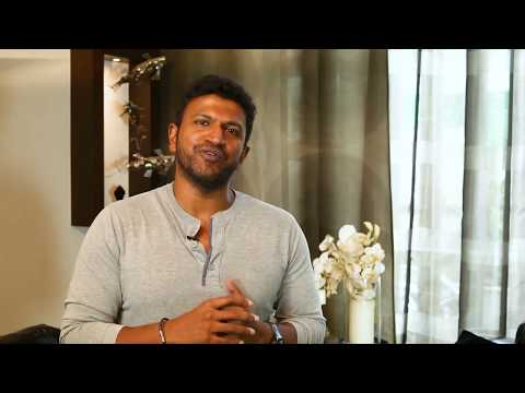Puneeth Rajkumar sir about Live Anjaniputra Audio Launch and PRK Audio company launch