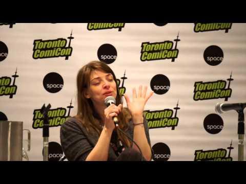 Amber Benson  TO ComicCon 2015