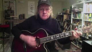 Dirty Old Town Guitar Lesson by Siggi Mertens