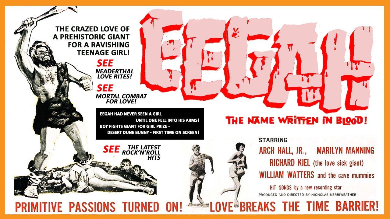 Eegah Movie Poster 1962