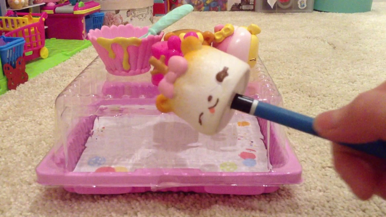 Open Num Noms Series 3 New Park I Buy At Toy R Us Youtube