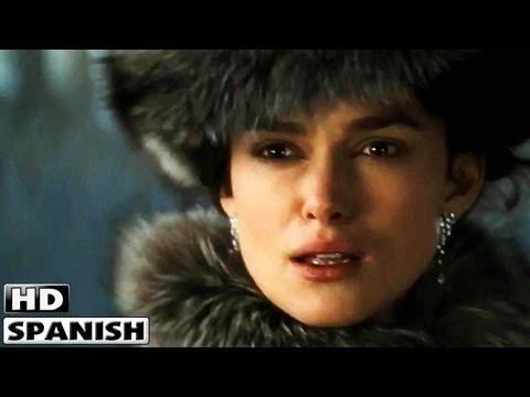 Anna Karenina Trailer Español