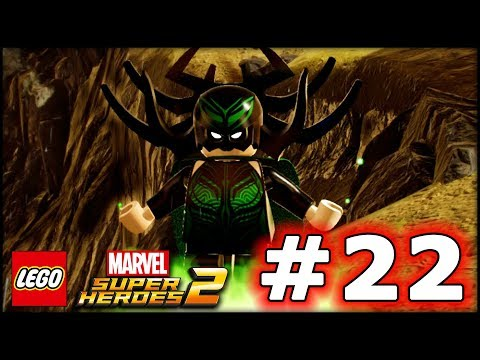 LEGO Marvel Superheroes 2 - LBA Episode 22 - Boss Fights!