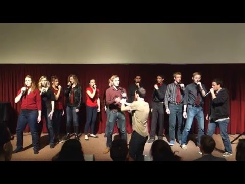 Apologize/Secrets (One Republic Mash-up) - Measure Up - BYU Y-Cappella Showcase, 8 Apr 2016