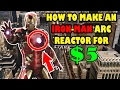 Building an Iron-Man Arc Reactor for $5