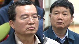 Toàn cảnh phiên xét xử ông Đinh La Thăng, Trịnh Xuân Thanh và 20 bị cáo | Tin Nóng 24h