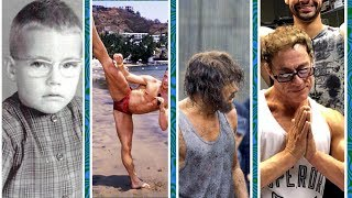 Jean Claude Van Damme Transformation 2018   From 0 To 57  