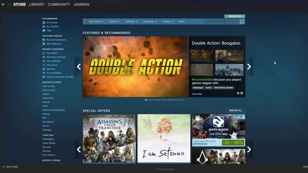 How To: Disable Steam Overlay for Specific Games (And all games