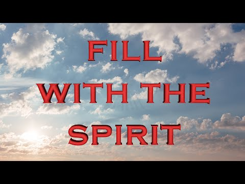Fill with the spirit (Eng subs)