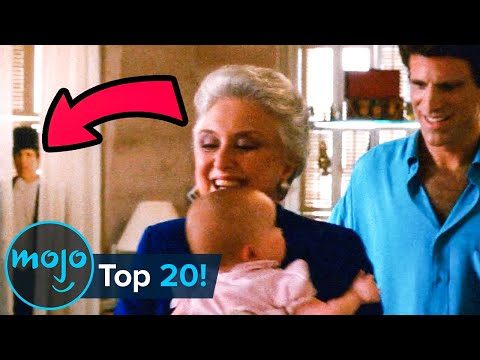 Top 20 Creepiest Things Found in Movie Backgrounds