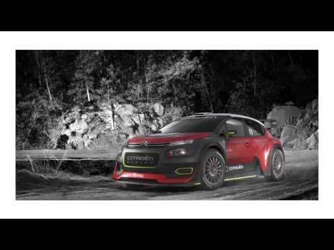 AutoMoto | Citroën C3 WRC Concept