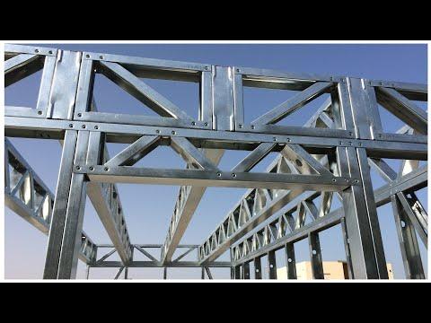 Light Gauge Steel Frame Building System