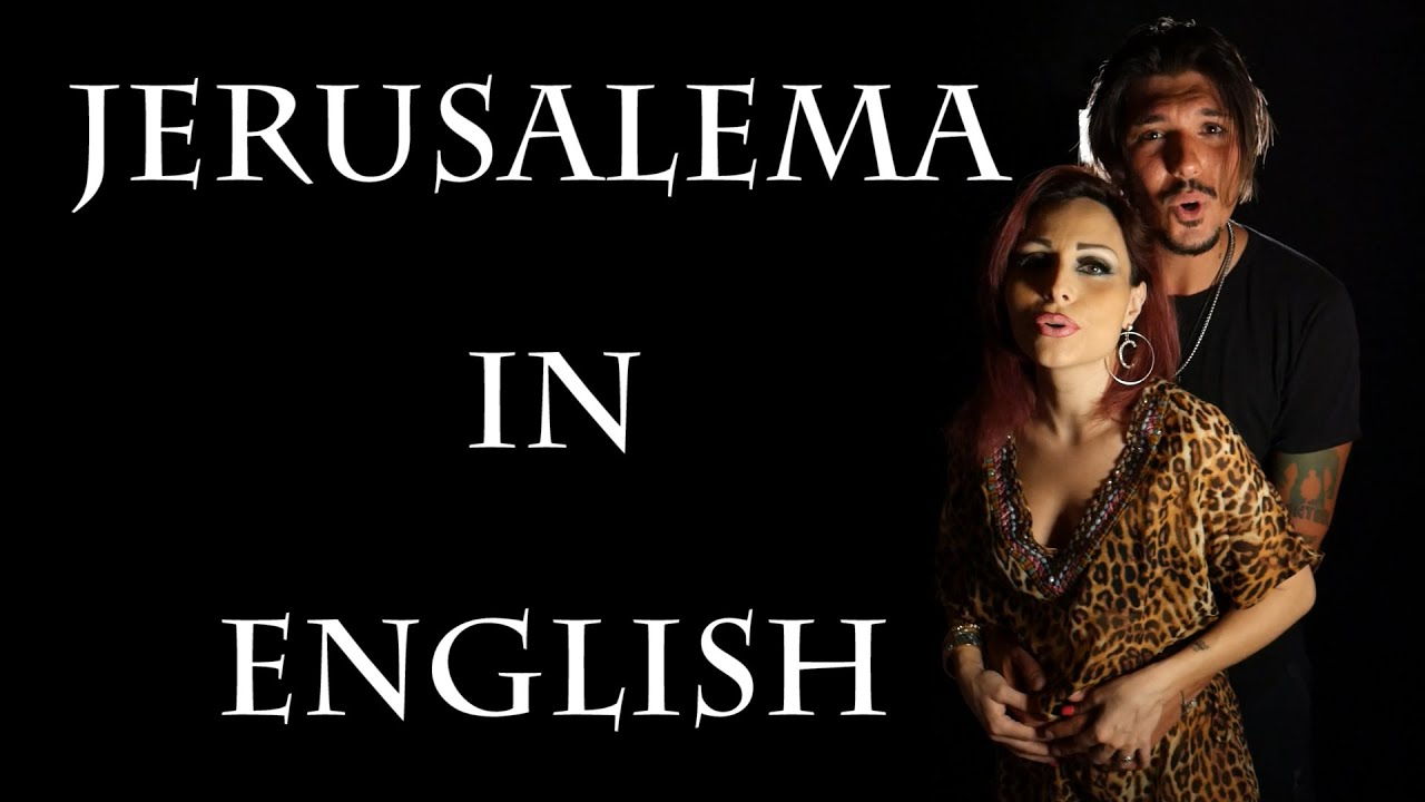 JERUSALEMA IN ENGLISH - DANCE- Master KG [Feat. Nomcebo]REMIX