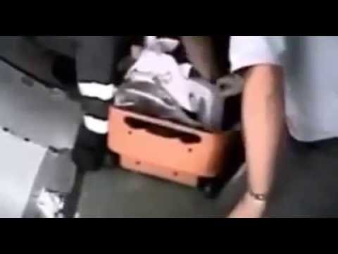 Airport Employee caught stealing from passengers baggage