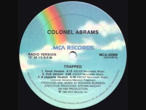 Colonel Abrams  Trapped