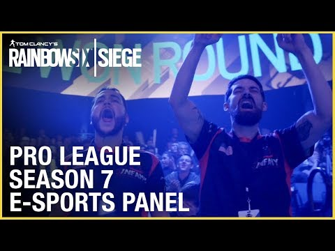 Rainbow Six Siege: Pro League Season 7 Finals May 20 – Esports Panel | LIVESTREAM | Ubisoft [NA]