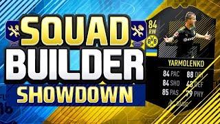 FIFA 18 SQUAD BUILDER SHOWDOWN! - OTW ANDRIY YARMOLENKO 🇺🇦 - NEW FIFA 18 Ultimate Team BEAST!