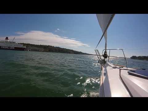 Sailing Åland Islands Maarianhamina