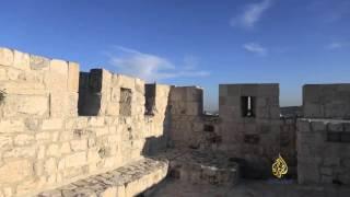 القدس-سور القدس جمال وتاريخ