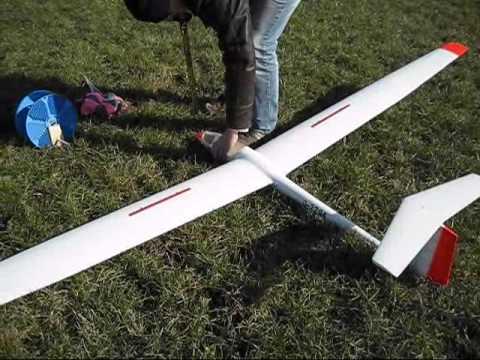 Graupner Cirrus plans r//c glider
