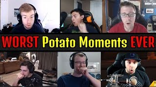 Download Worst Streamers & Pros Potato Moments Caught Live on Stream - Rainbow Six Siege Mp3 and Videos