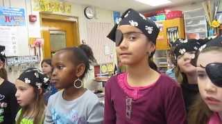What Does The Pirate Say? R-Controlled Vowel Parody