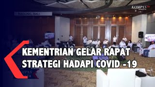 Rapat Pemulihan Ekonomi Bali Pasca Covid 19