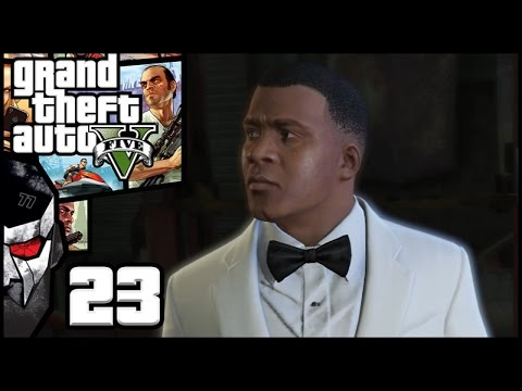GTA 5 PC Playthrough - A Black James Bond! - E23 | Docm77 [1080p, 60fps]