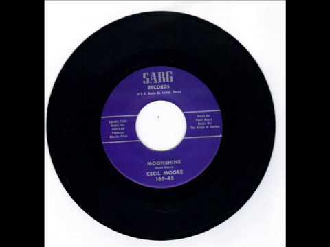 CECIL MOORE -  MOONSHINE -  KATHY -  SARG 165