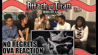 NO REGRETS OVA 1 | ATTACK ON TITAN REACTION/REVIEW
