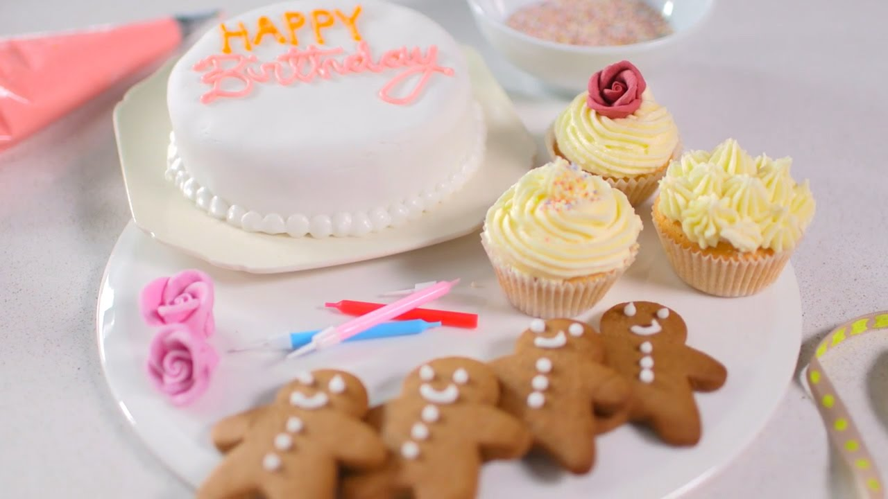 Cake Decorating Without Piping Bag