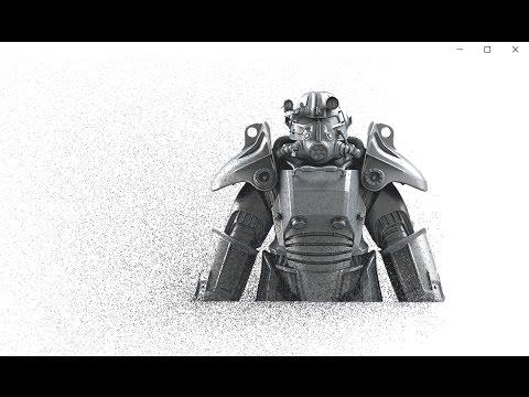 JavaFX Image: Disintegration Animation
