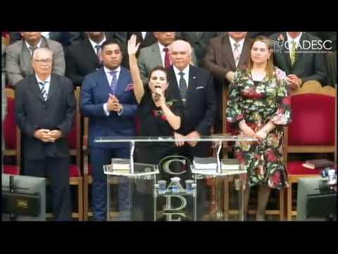 Depois da Cruz - Aline Barros - 23º Congresso da UACADESC