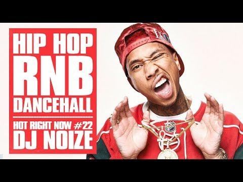🔥 Hot Right Now #22 |Urban Club Mix May 2018 | New Hip Hop R&B Rap Dancehall Songs |DJ Noize
