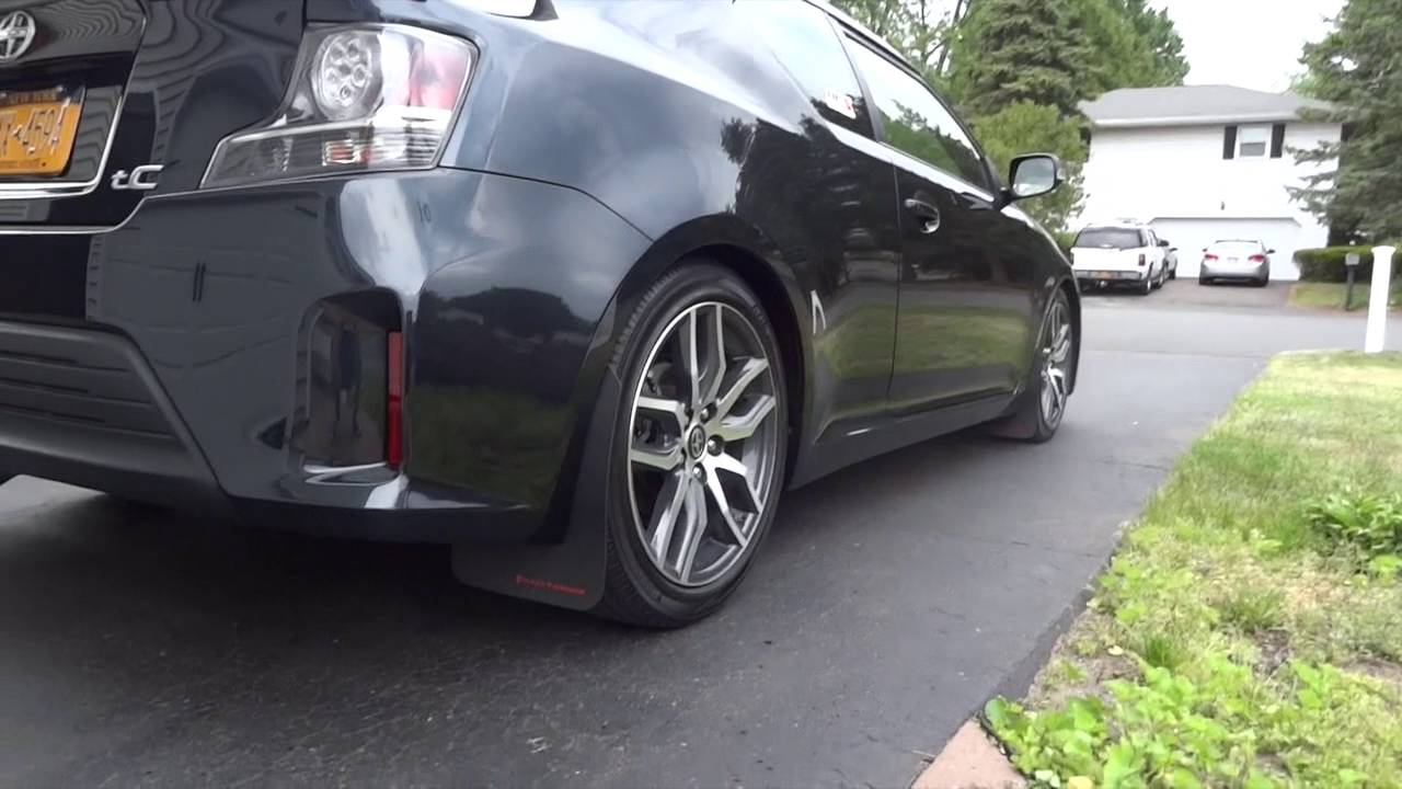 2015 scion tc lowered youtube. Black Bedroom Furniture Sets. Home Design Ideas