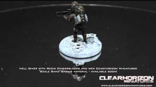 ClearHorizon Miniatures - Scale Sand preview