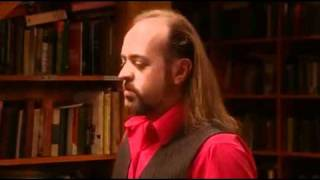 Black Books - Customer at Lunch