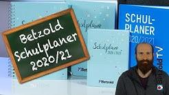 Betzold Schulplaner 2020/2021 - Hands On | Betzold TV