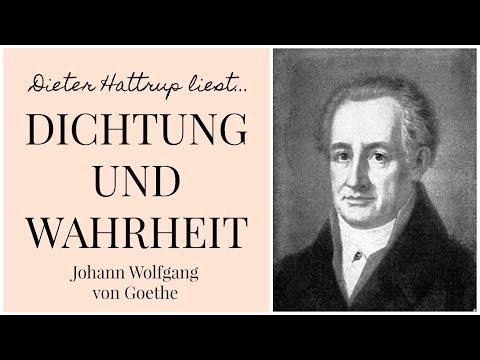 Dichtung und Wahrheit - Teil I und II YouTube Hörbuch Trailer auf Deutsch