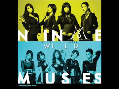 9Muses - 와일드 (Wild) [Audio]