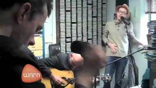 "Trashcan Sinatras perform ""Easy on the Eye"" at WNRN in Charlottesvi..."