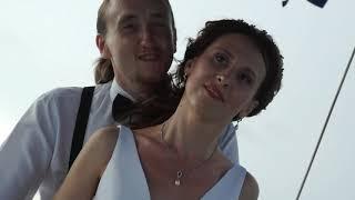 Красивая свадьба в Сочи на море