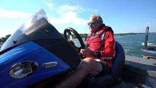 Triton Boats 20 TRX Patriot Walkaround