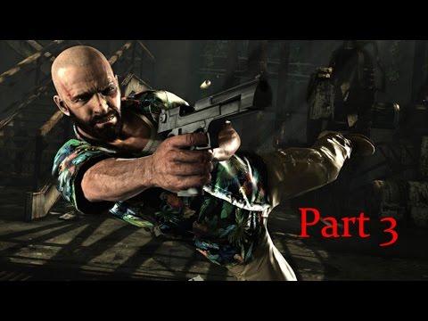 Max Payne 3 - Part 3 - Escaping The Stadium Massacre!