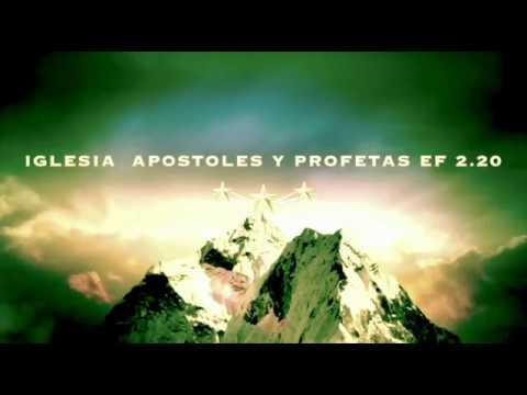 La Iglesia Evangelica Apostoles Y Profetas Efesios 2:20 de Montreal Canada
