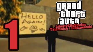 GTA: Liberty City Stories - Tajemnice i Ciekawostki #1