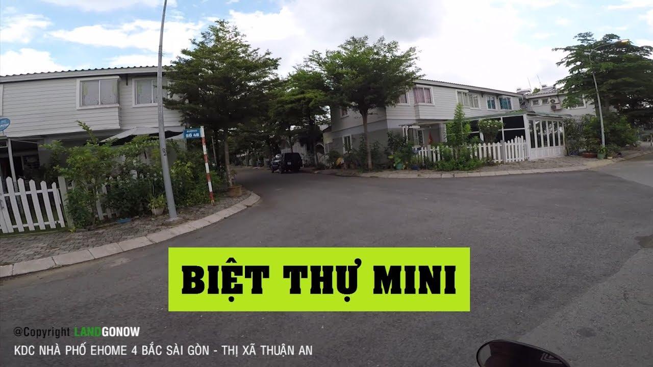 Nhà đất KDC nhà phố Ehome 4 Bắc Sài Gòn, Quốc Lộ 13, Vĩnh Phú, TX.Thuận An – Land Go Now ✔